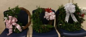 2016 11 Wreaths for Dwyer Center