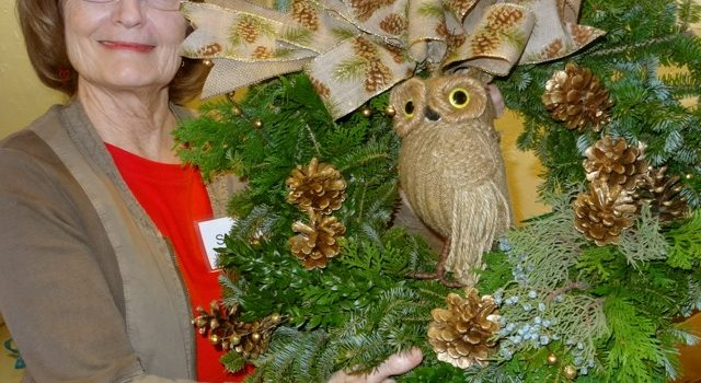Christmas Greening Workshops Dec 7-8