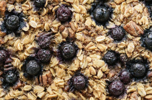Recipe:  Baked Oatmeal